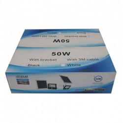 50W PHOTOVOLTAIC PROJECTER SET WITH MOTION SENSOR PS-SE-0033