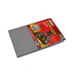 MOTORCYCLE COVER SILVER 130x230cm