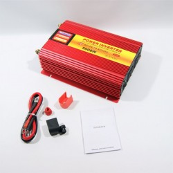 CAR TO POWER INVERTER DC TO AC 5000W