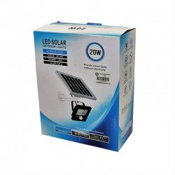 30W PHOTOVOLTAIC PROJECTER SET WITH MOTION SENSOR PS-SE-0032