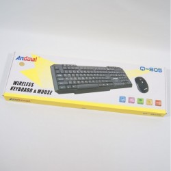 WIRELESS KEYBOARD-ANDOWL MOUSE