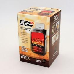 PORTABLE AIR HEATER SOCKET 900W HO-ST-8059