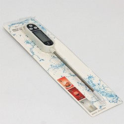 DIGITAL COOKING THERMOMETER WITH SPIN