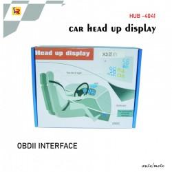 HEAD UP DISPLAY OBD2 HUB4041 PROJECTOR