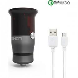 Ldnio Quick Charge 3.0 C304Q & amp; Micro USB Cable