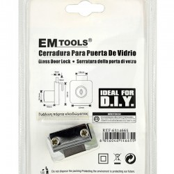 Lock For Drawers 18.5x18mm