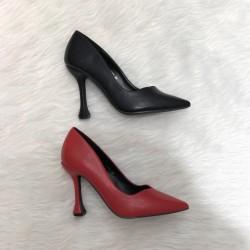 Female high heel boots, heel height 11CM
