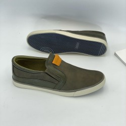 Men's Oxford Slip-on Shoes
