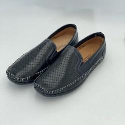 Men's Oxford Slip-on Shoes