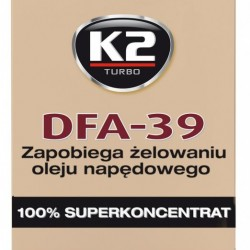 Antifreeze & oil booster K2 DFA-39 50ml