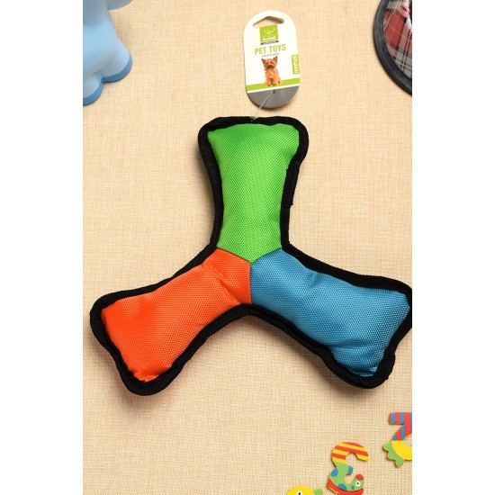 Pet toys, three-color, bite and playable