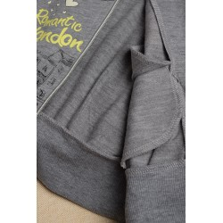 Girls' clothing suits, zipper shirts, jackets