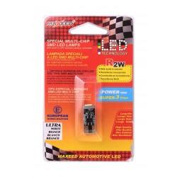 Automobile front turn signal, rear turn signal, side indicator light, trunk light. Brand lights, 2W