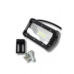 Car external headlights, modified lights
